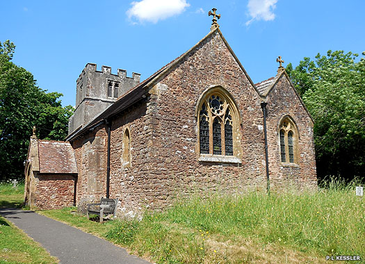 St John the Baptist's Church, Tolland, Somerset
