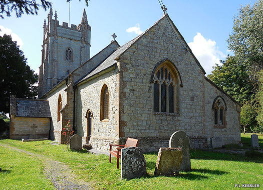 St Andrew's Church, West Hatch, Somerset