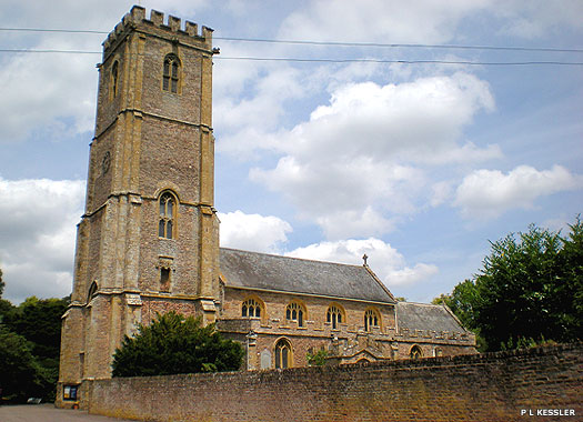 St Augustine's Church, West Monkton, Somerset