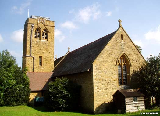 Holy Trinity & St Thomas of Canterbury