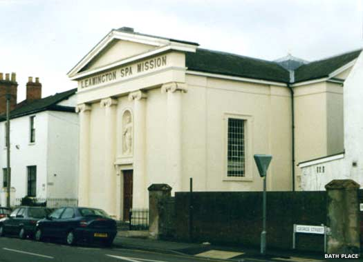 Leamington Spa Mission