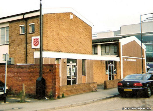 Nuneaton Salvation Army Hall, Warwickshire