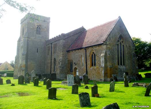 The Parish Church of St Thomas a Becket