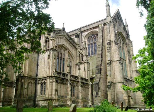 The Collegiate Church of St Mary