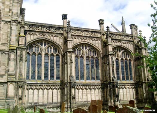 The Collegiate Church of St Mary, Beauchamp Chapel