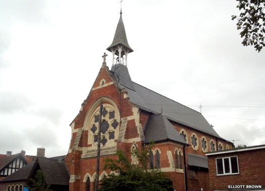 St Mary Immaculate Catholic Church