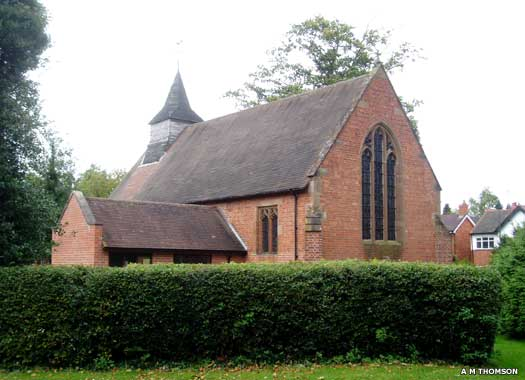 St Peter, Balsall Common