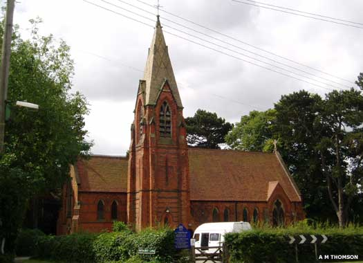 St Thomas Church, Hockley Heath