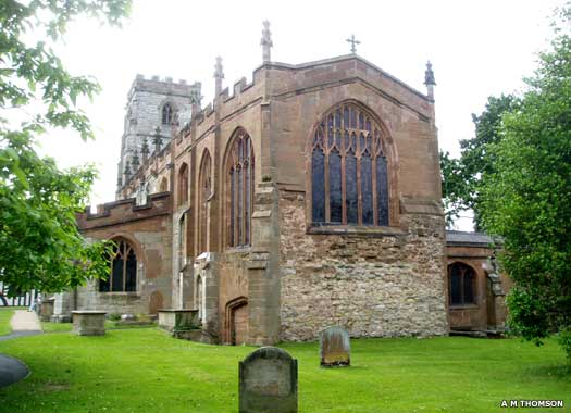 The Collegiate Church of St John Baptist, Knowle