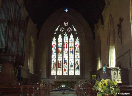 The Parish Church of St Mary the Virgin, Temple Balsall