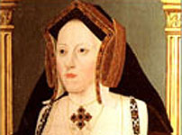 Portrait of Catherine of Aragon