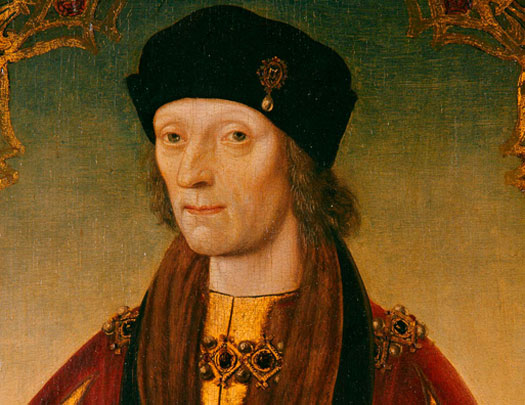 Henry VII, Tudor king of England