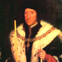 Thomas Howard, third duke of Norfolk