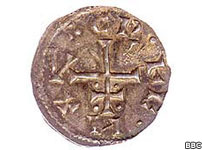Coin from Viking York