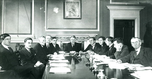 Fourth Executive Council of the Irish Free State