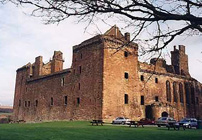 Linlithgow Palace. Image from Marie Stuart Society