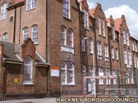 Sebright Primary School in Hackney