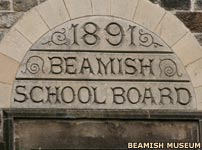 Beamish Museum school building