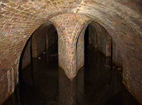 London's sewer system