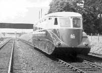GWR steam railcar