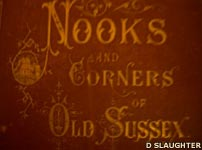 Nooks and Corners of Old Sussex