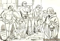 Deiran slaves in Rome