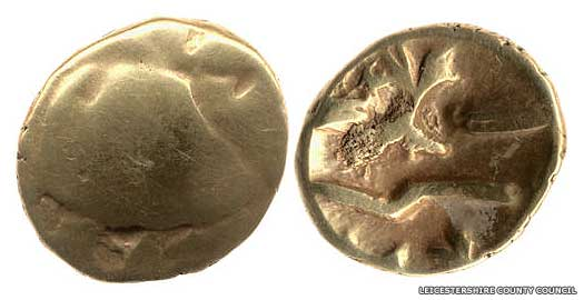 Gallo-Belgic quarter stater