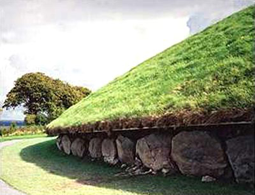 Knowth has proved to be an astonishing treasure trove