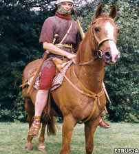 Early Roman Empire cavalry, Etrusia