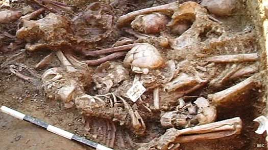 Glevum plague victims