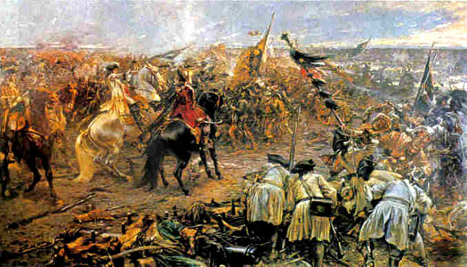 Battle of Zenta 1697
