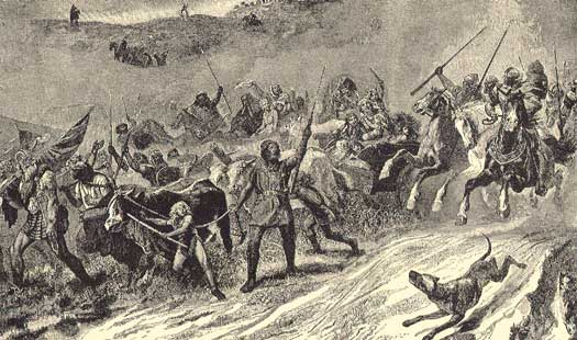 Germanic Tribesmen