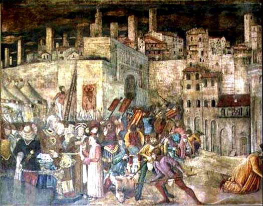 Siege of Perugia