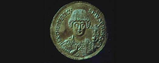 Theodoric coin