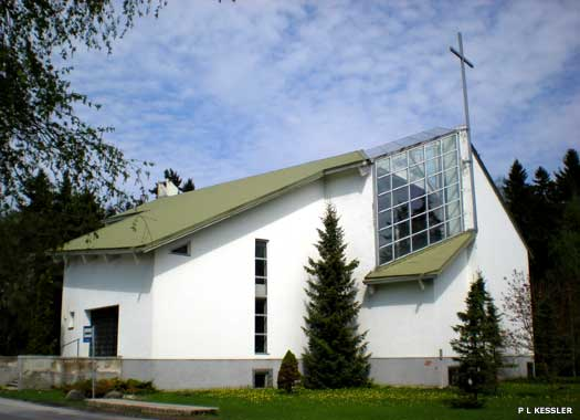 Charismatic Episcopal Church of St Stephen the Martyr, Harkujärve