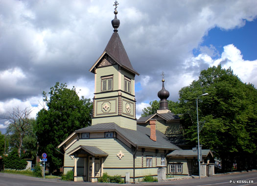 Church of St Simeon and the Prophetess Hanna, Tallinn