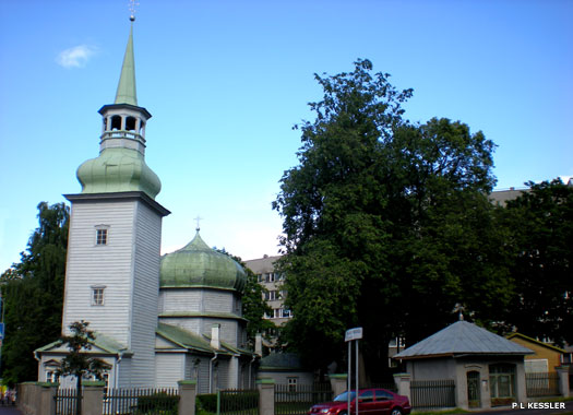 Church of Our Lady of Kazan, Tallinn