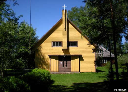 Prayer House of the Moravian Brothers