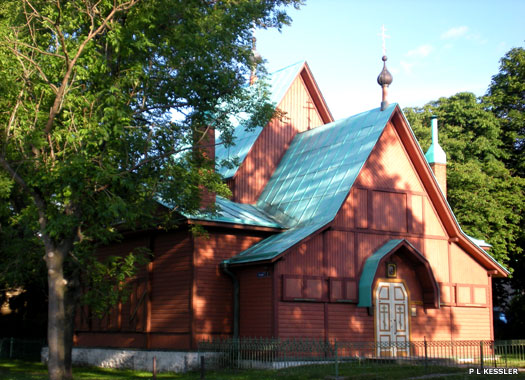 Orthodox Church of St Nicholas (Kopli), Tallinn