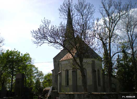 Church of the Blessed Virgin Mary, Nissi