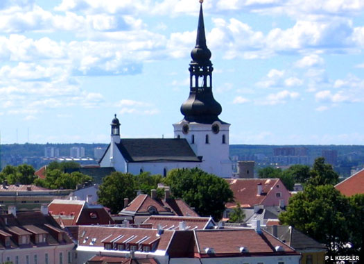 Dome Church in Tallinn, Estonia