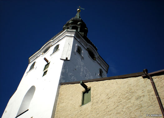 Dome Church in Tallinn