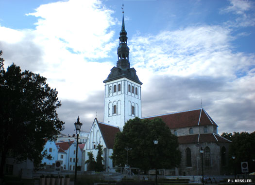 St Nicholas Church, Tallinn, Estonia
