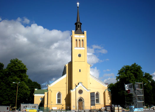 St John's Church, Tallinn, Estonia