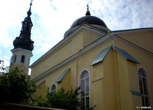 The Orthodox Church of the Transfiguration of Our Lord, Tallinn, Estonia