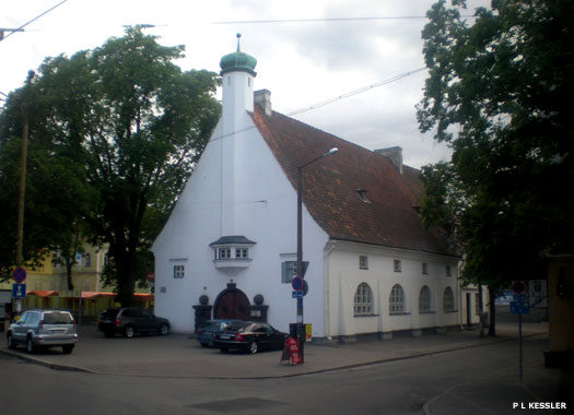 First Advent Church, Tallinn, Estonia