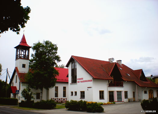Viimsi Baptist Church, Estonia