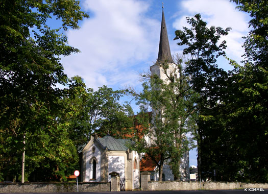 Church of St Maurice