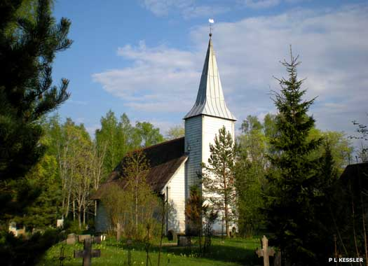 St Olav's Church