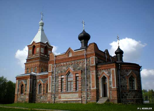 Apostolic-Orthodox Church of the Ascension of Our Lord in Angerja
